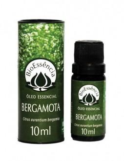 Óleo Essencial Natural Puro de Bergamota BioEssência 10ml - Citrus aurantium bergamia