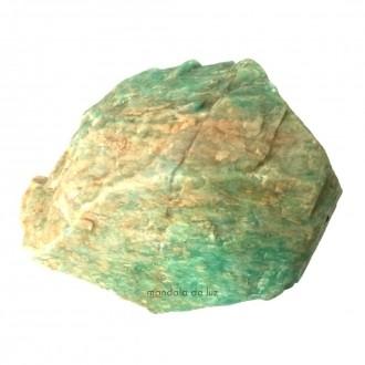 Pedra Bruta de Amazonita Natural G - Cristal do Ano 2021