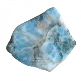 Pedra Larimar Cristal Natural