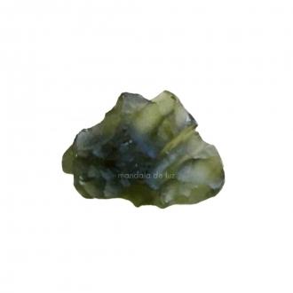 Pedra Moldavita Bruta Natural - Moldavite