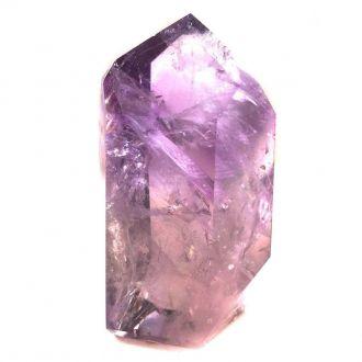 Ponta de Ametista Pedra Natural Polida M