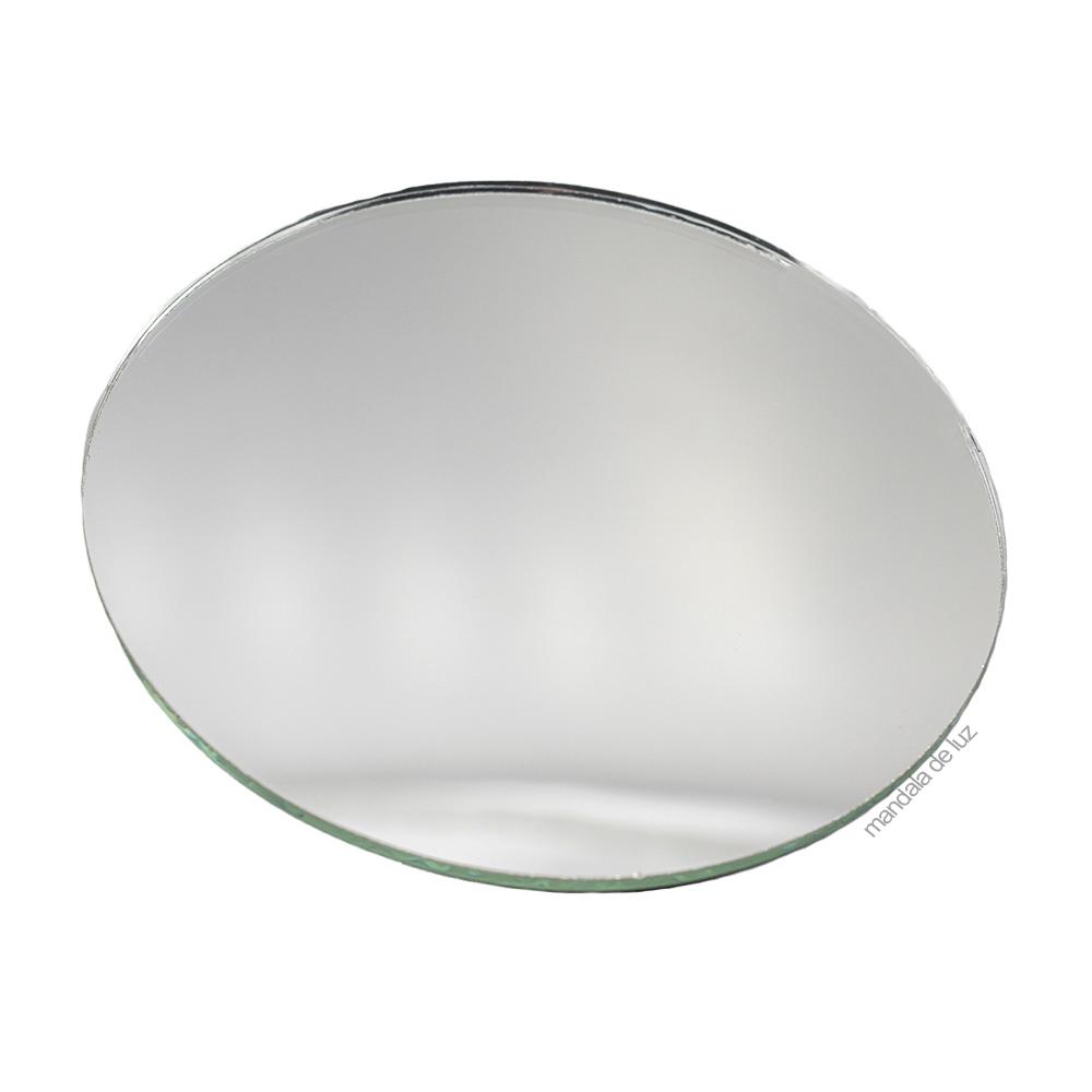 Espelho Reto Feng Shui 18cm