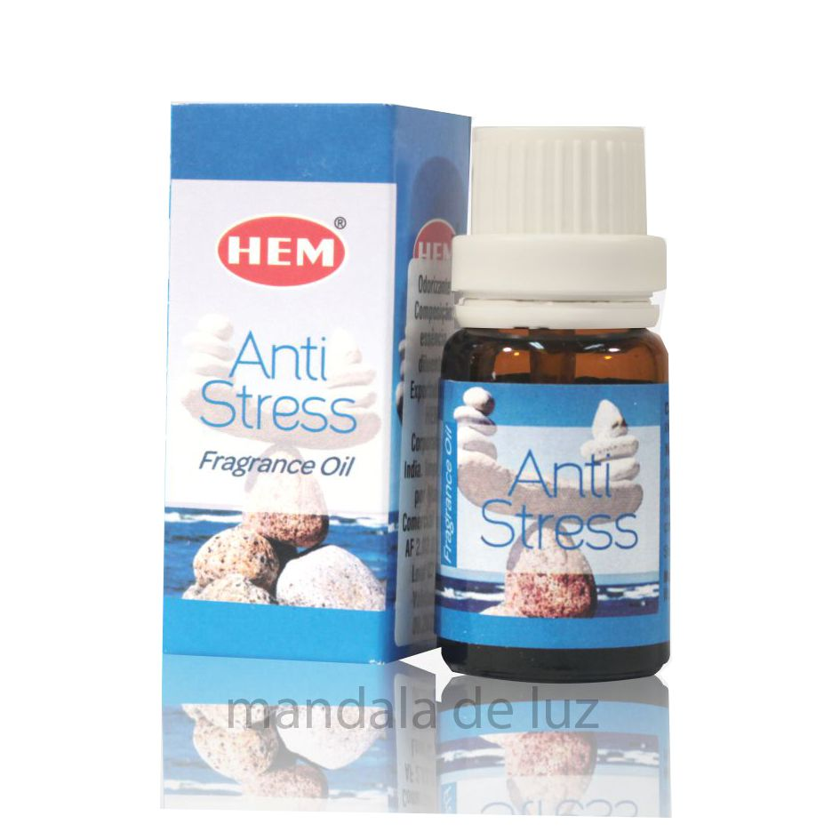 Essência Mystic Anti Stress HEM Fragance Oil 10ml