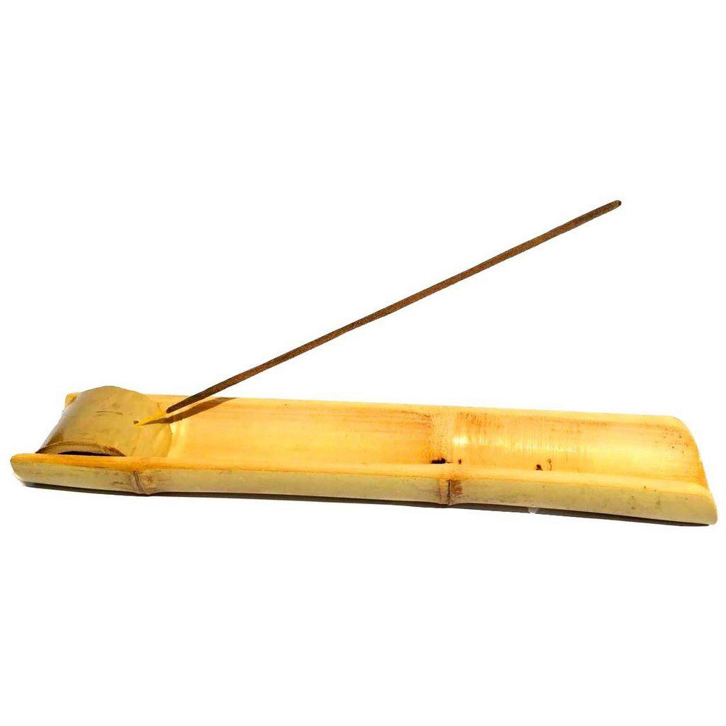 Incensário de Bambu Símbolo da Paz