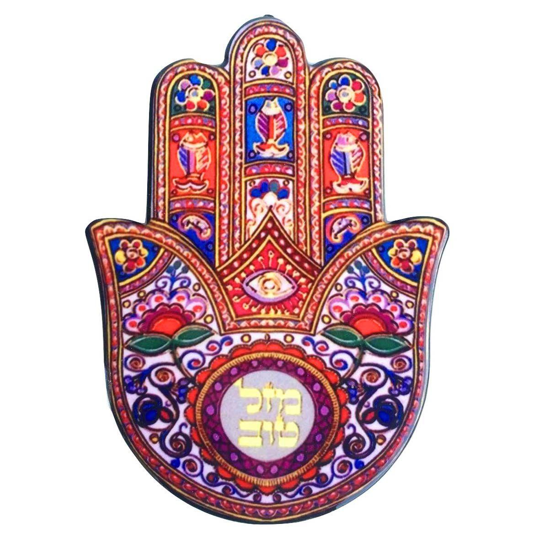 Mão de Hamsá Cerâmica