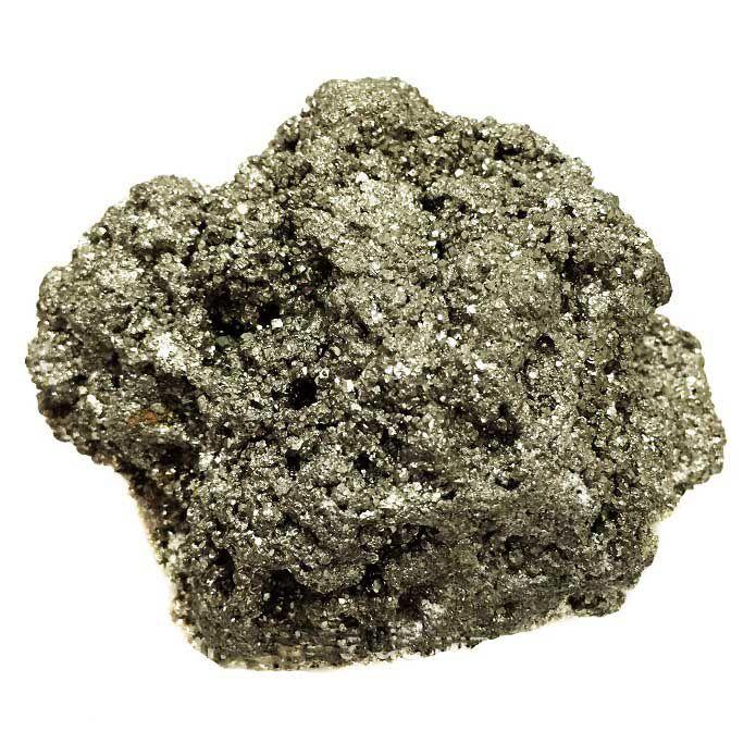 Pedra Bruta de Pirita Grande