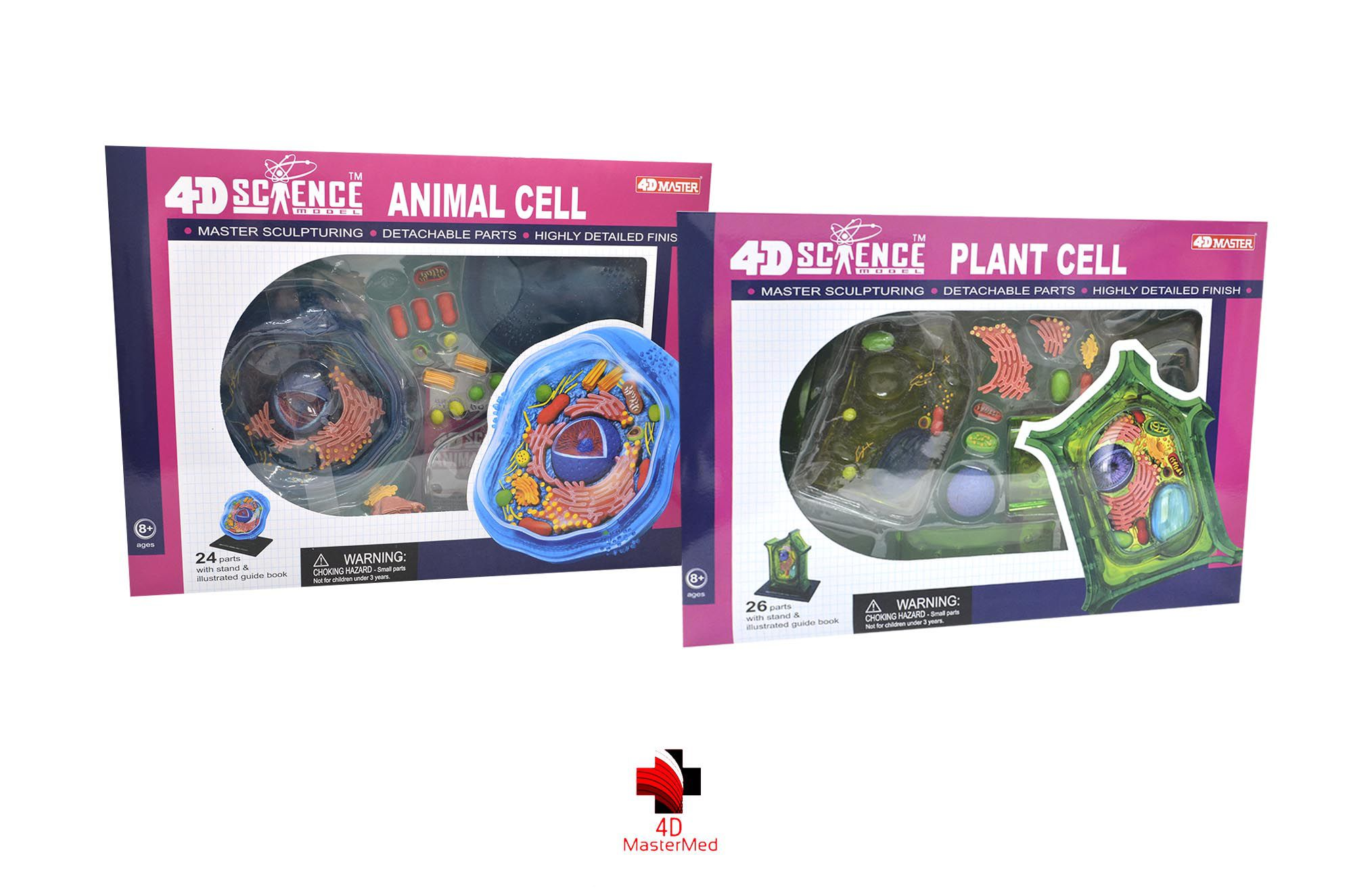 Kit Celular - Animal e Vegetal