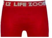 Cueca Boxer Algodão  Life Zoom - Ref 09