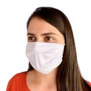 Kit com 10 Máscaras De Proteção Em Algodão Reutilizável-Sedução-0019