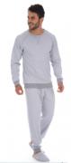 Pijama Masculino De Inverno Canelado - Victory Ref: 21144