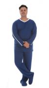 Pijama Masculino De Inverno Sport Plus Size   - Victory Ref: 21147