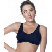 Top Fitness Com Bojo Atlética em Microfibra - Nayane Rodrigues 3793