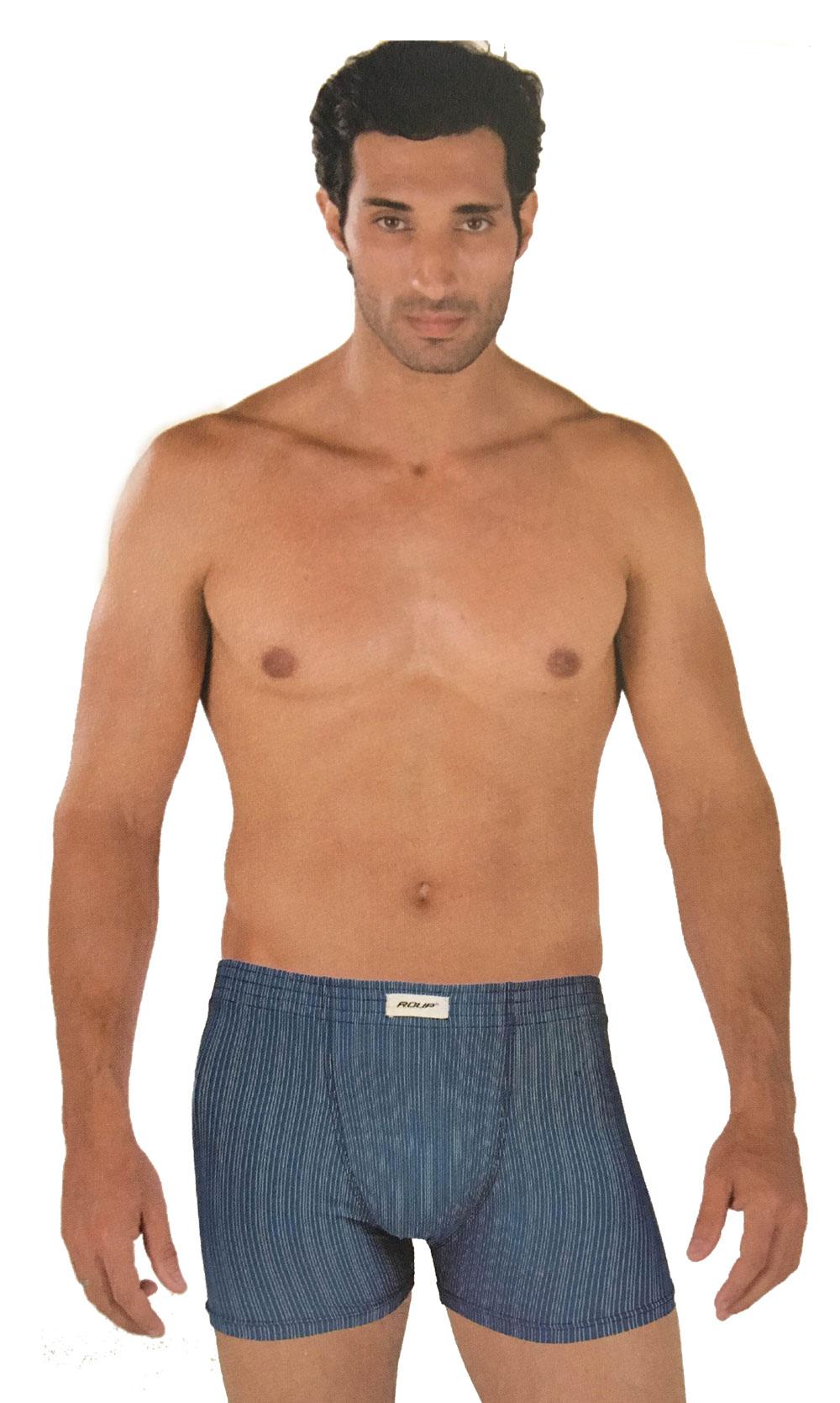 Cueca Boxer Confort Microfibra - Roup 36