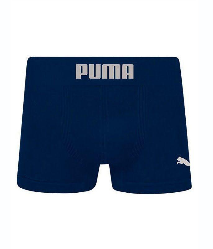 Cueca Boxer Infantil Sem Costura-Puma 14200.001