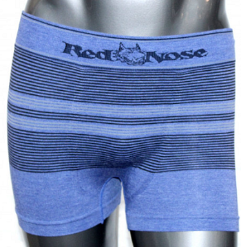 Cueca Boxer Sem Costura-Red Nose Ref:2411015