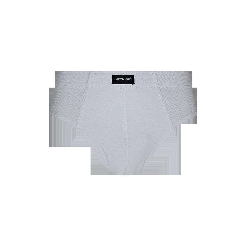 Cueca Slip Normal Plus Size Avulsa - Roup E012