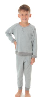 Pijama Infantil Masculino  Peluciado Victory - Ref 21161