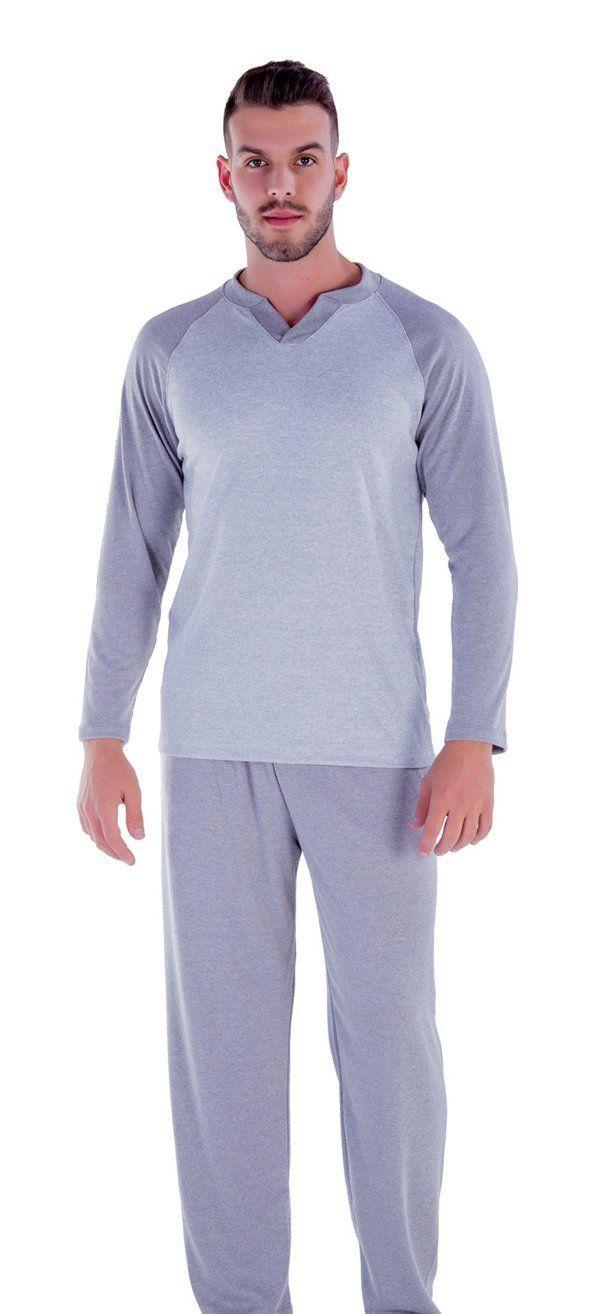 Pijama Masculino Inverno - Victory 18132