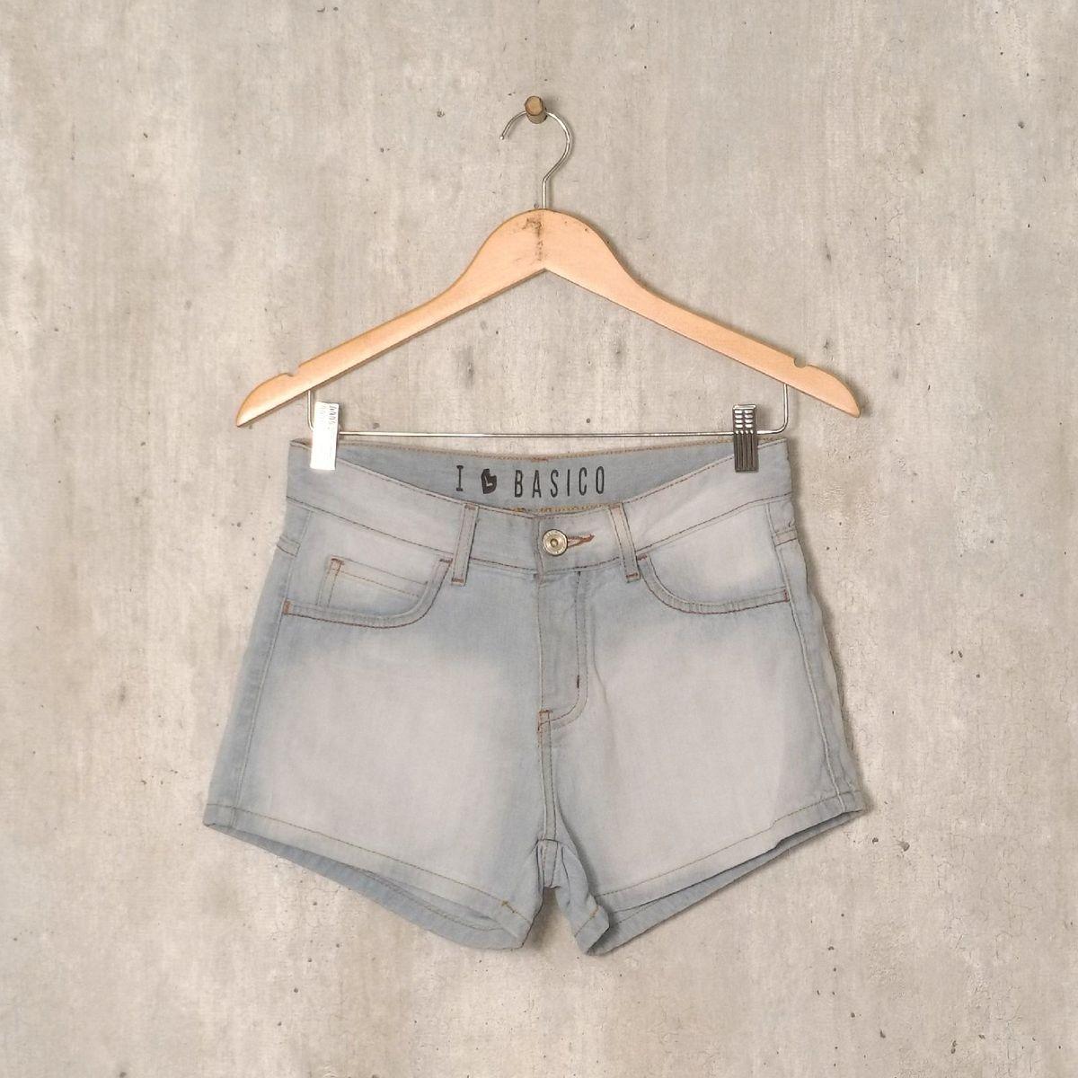 Shorts Basico Feminino-YD Ref:73887