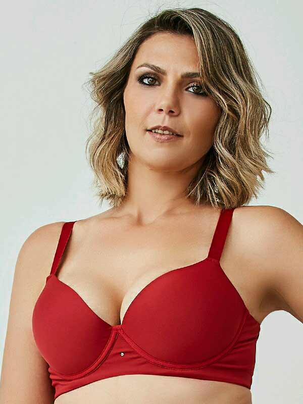 Sutiã Plus Size Reforçado - Diva Donna 235