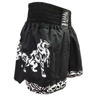 Calção Short Muay Thai Kickboxing Ghost Snow Stark