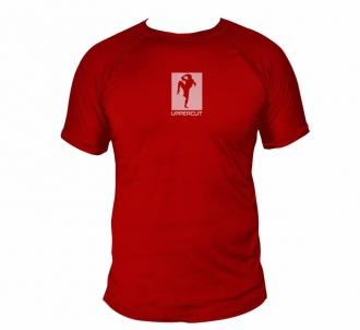 Camisa Muay Thai Kickboxing Knee - DryFit UV-50+ - Vermelha