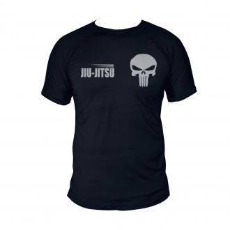 Camiseta Jiu-Jitsu Skull Dry U.V