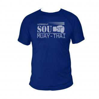 Camiseta Sou Muay Thai Uppercut Dry U.V