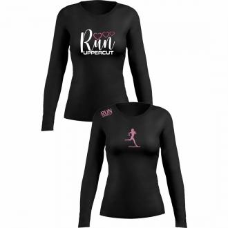 Kit 2 Camisas UV-50+ - Corrida Running Feminina - Kt04