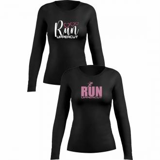 Kit 2 Camisas UV-50+ - Corrida Running Feminina - Kt06