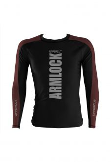 Rash Guard Armlock Jiu Jitsu  Uppercut