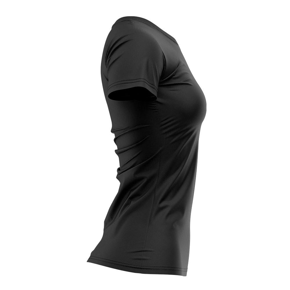 Camisa Dry Fit - Muay Thai Caveira War MC Rs - UV-50+ Feminina