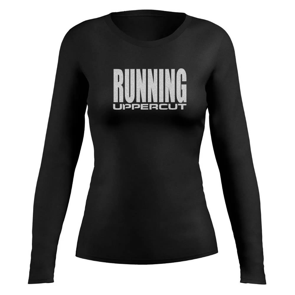 Camisa Proteção Solar ML UV50+ - Corrida Running Tx Feminina