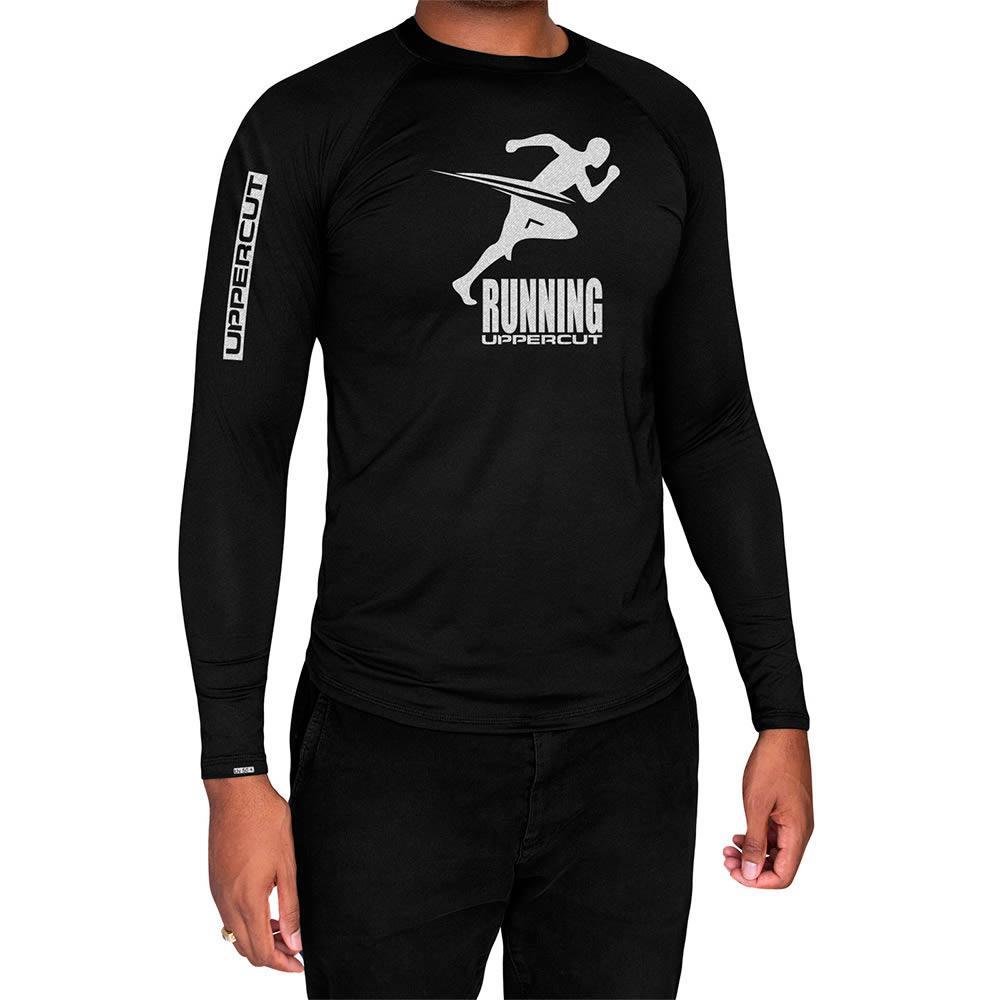 Camisa Proteção Solar ML UV-50+ Running Corrida Velox