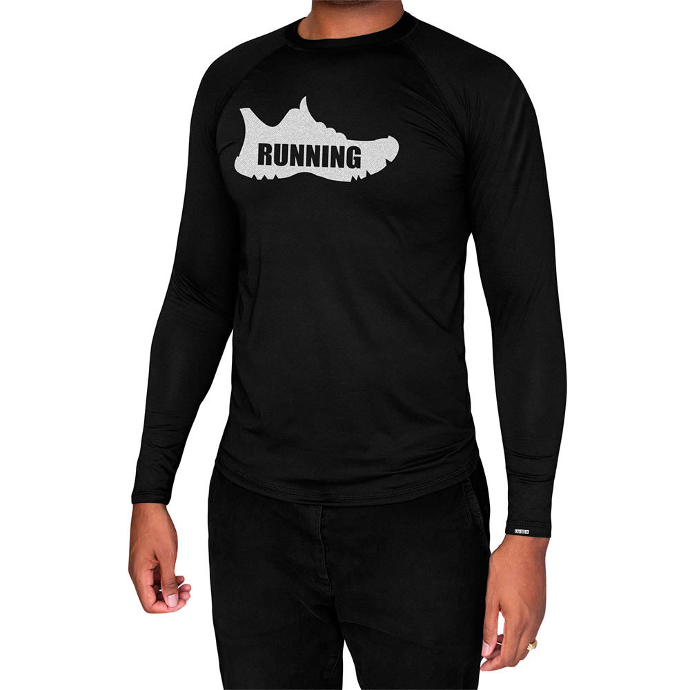 Camisa Proteção Solar ML UV-50+ - Running Corrida Shoes