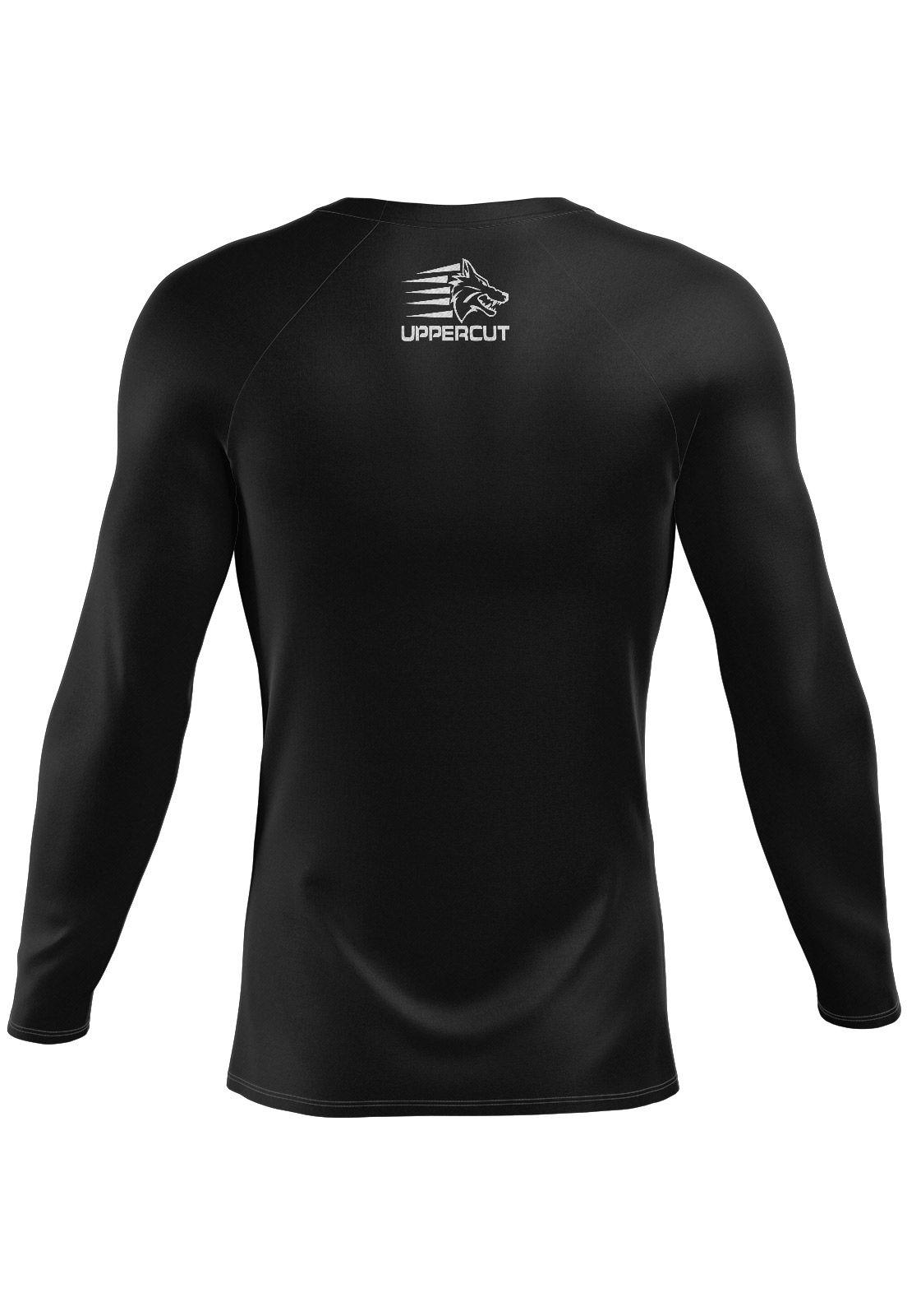 Camisa  Térmica  Ciclismo com Proteção Solar Uppercut