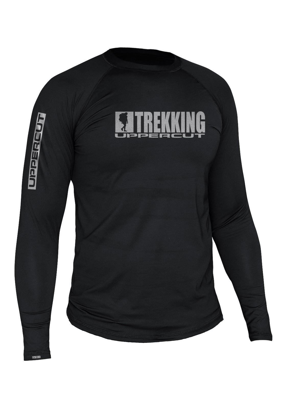 Camisa  Térmica Proteção Solar Trekking Uppercut
