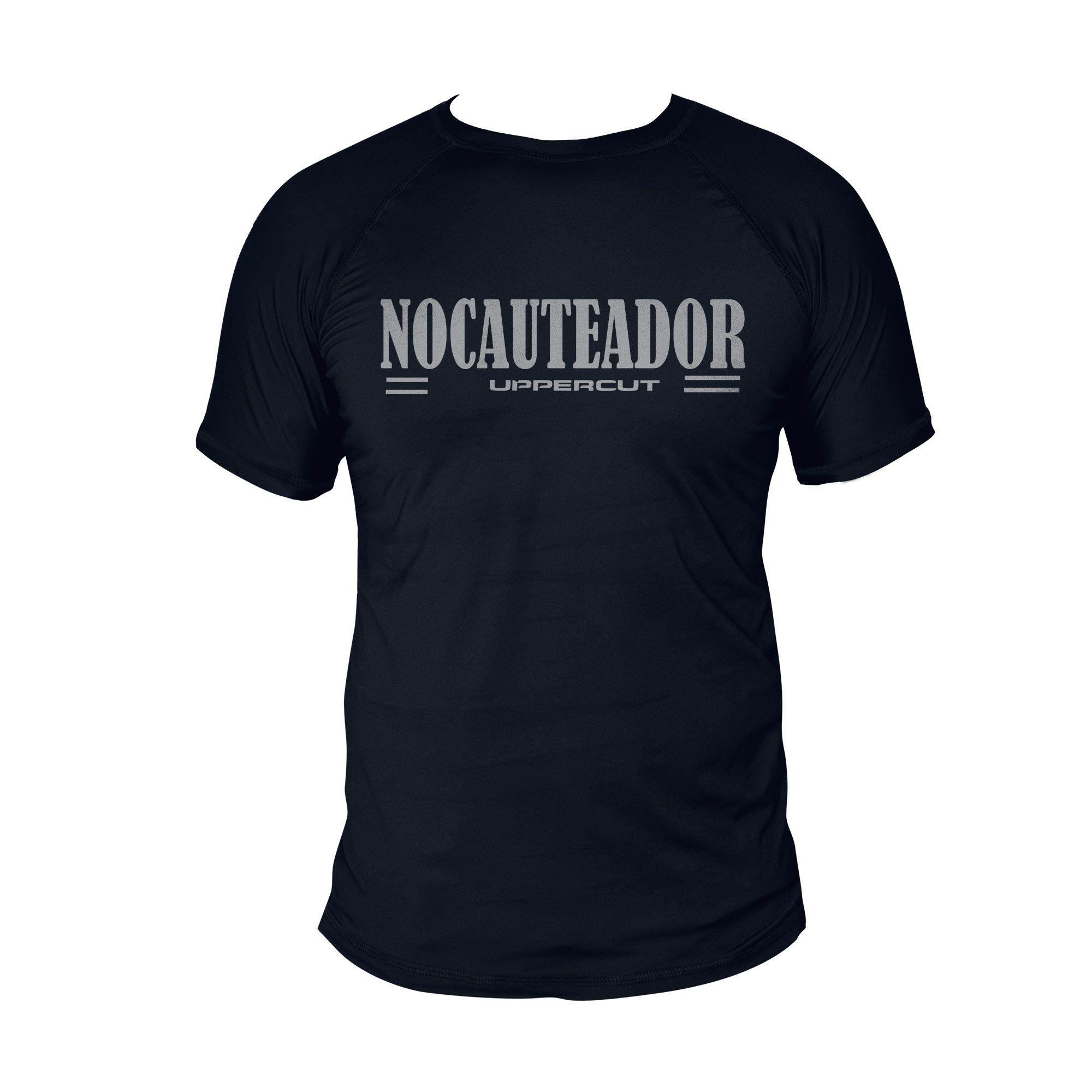 Camisa Uppercut  Dry U.V  Nocauteador