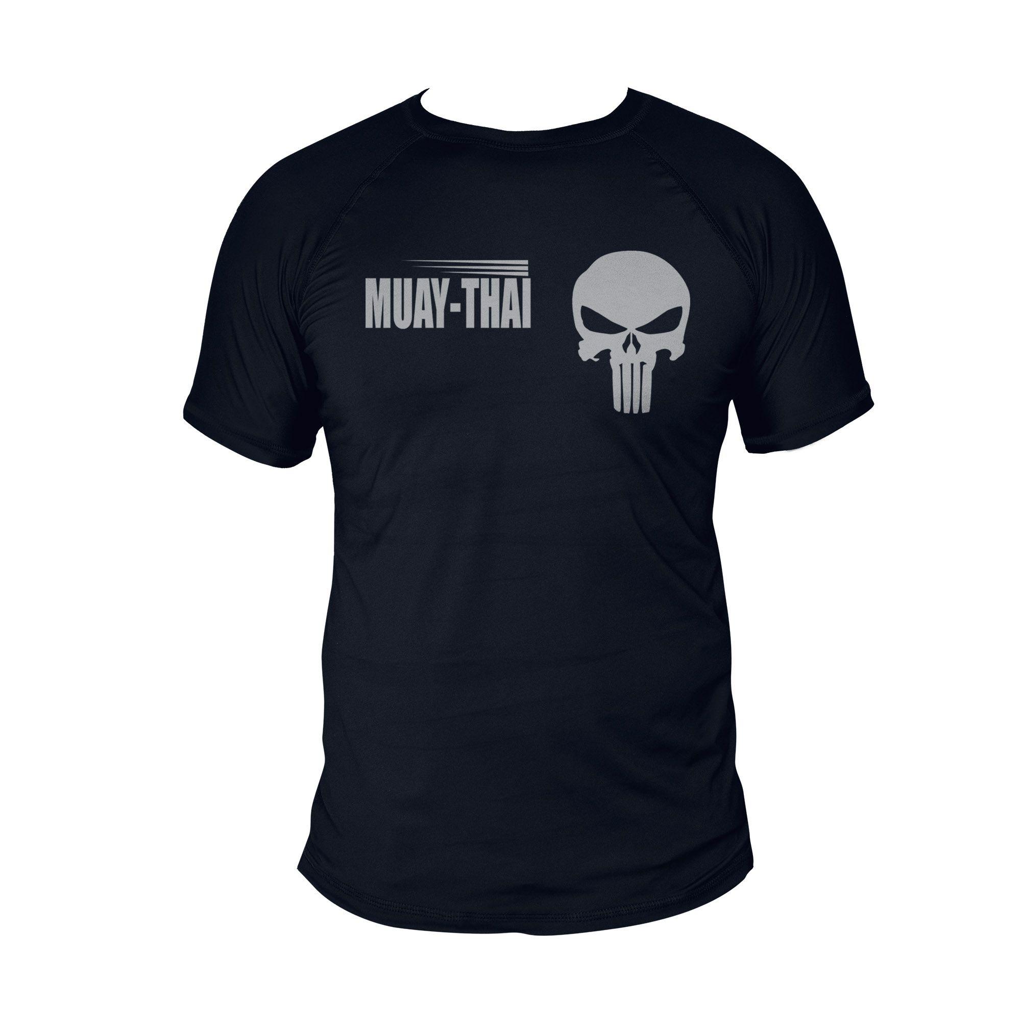 Camiseta Muay Thai Uppercut Dry U.v