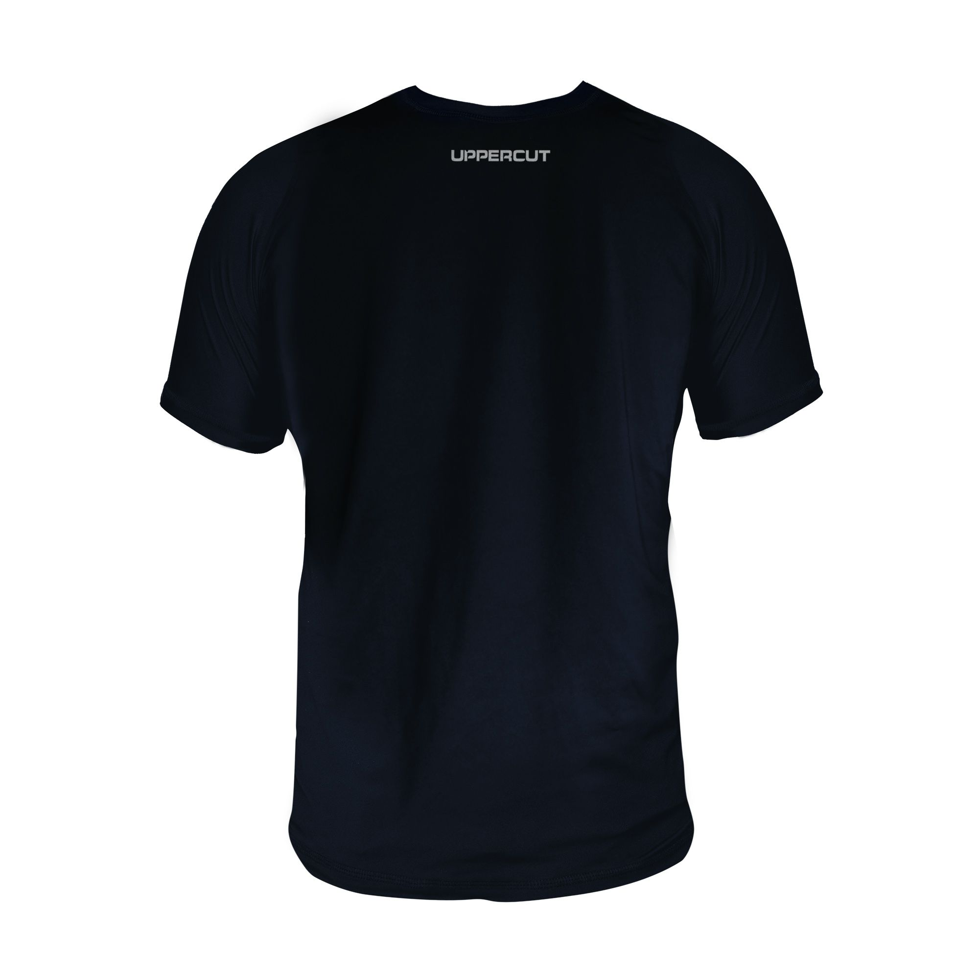Camiseta Sou Muay Thai U-180 - Treino Dry Fit UV50+ - Preta