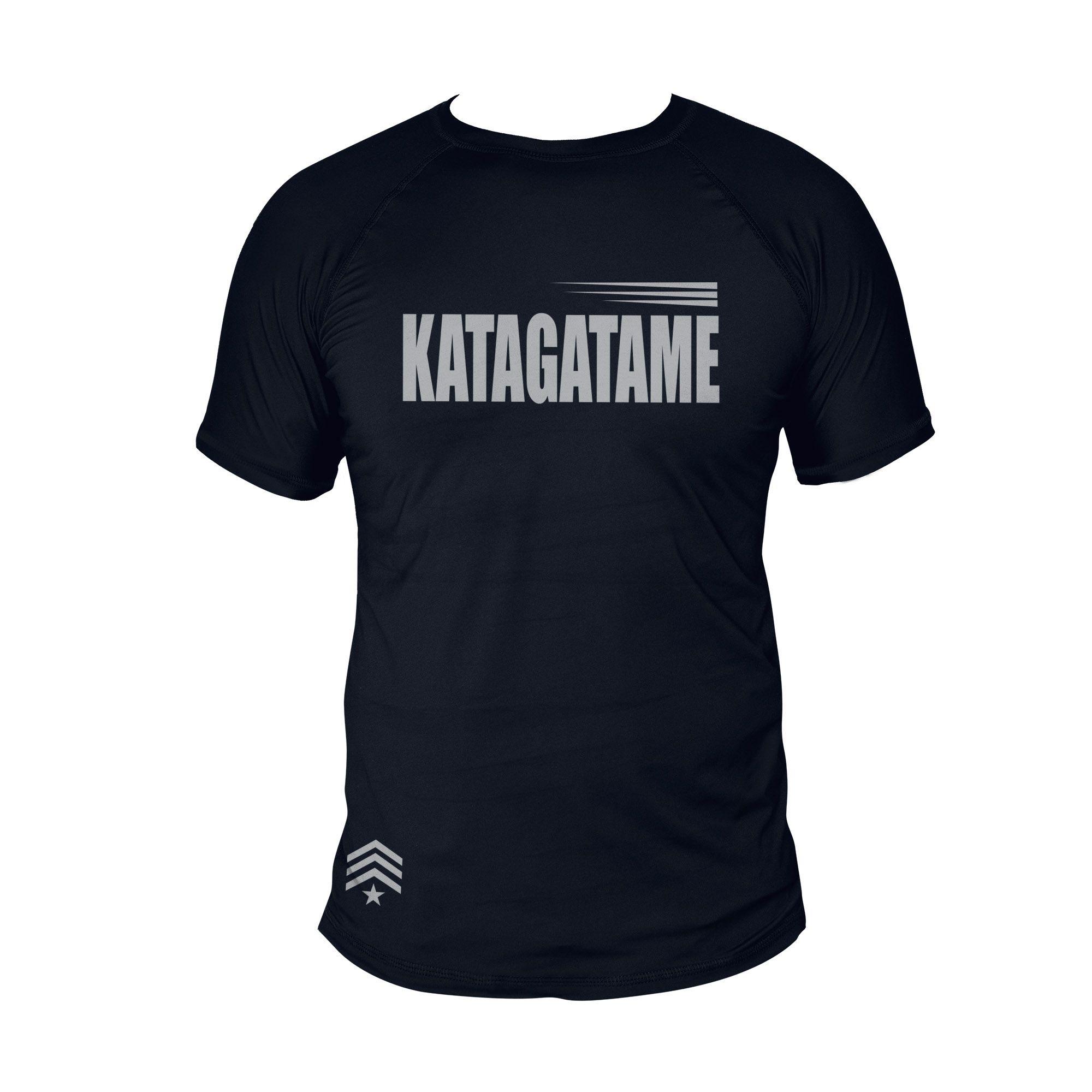 Camiseta Jiu-Jitsu Katagatame Uppercut  Dry U.V