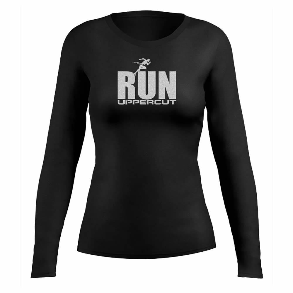 Kit 2 Camisas UV-50+ - Corrida Running Feminina - Kt10