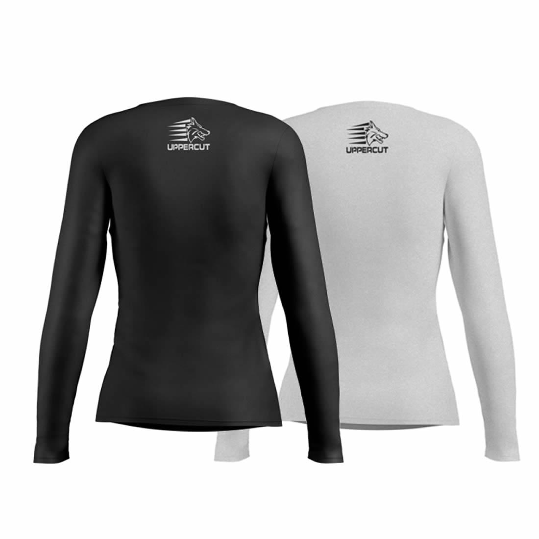 Kit 2 Camisas UV-50+ - Corrida Running Feminina - Kt12