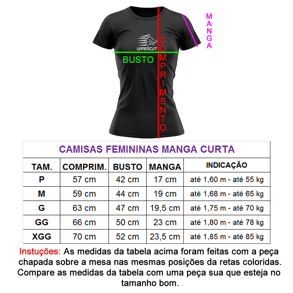 Kit 3 Camisas Dry Fit UV-50+ - Ciclismo Bike Feminina - Kt43