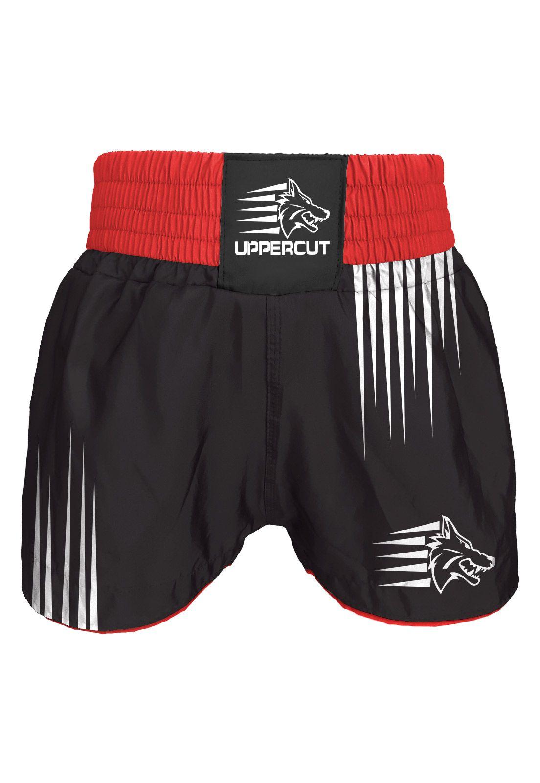 Short Uppercut Muay Thai Kickboxing Lister