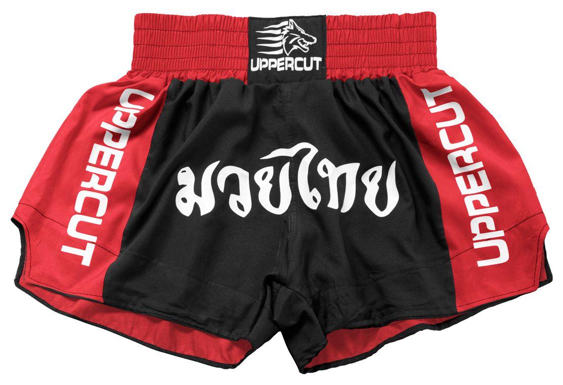 Short Uppercut Muay Thai LInha Premium