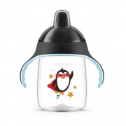 Copo Pinguim 330ml Bico Rigido - Philips Avent