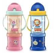 Garrafa Com Porta Snack Playful - Fisher Price