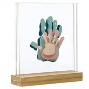 Kit Decorativo Family Prints - Baby Art
