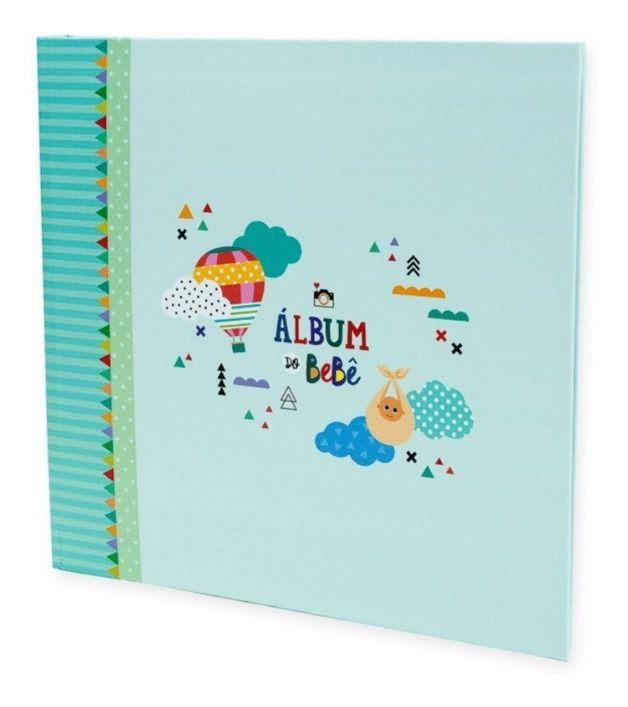 Álbum do Bebê - Coloré